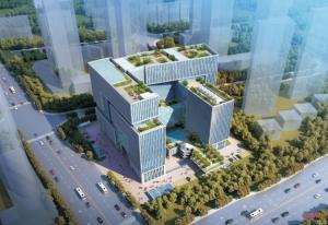 杭州中天研发大楼