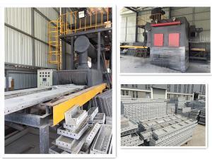 品质保证:铝竞博JBOapp下载回收翻新生产线