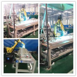 品质保证:机器人自动焊接生产线
